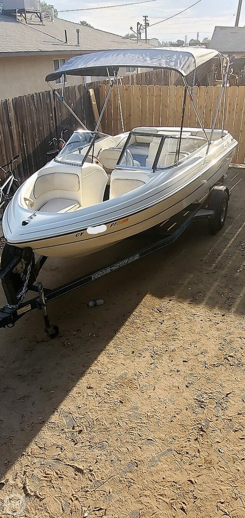 1998 Monterey boat for sale, model of the boat is 180 M SERIES & Image # 16 of 18