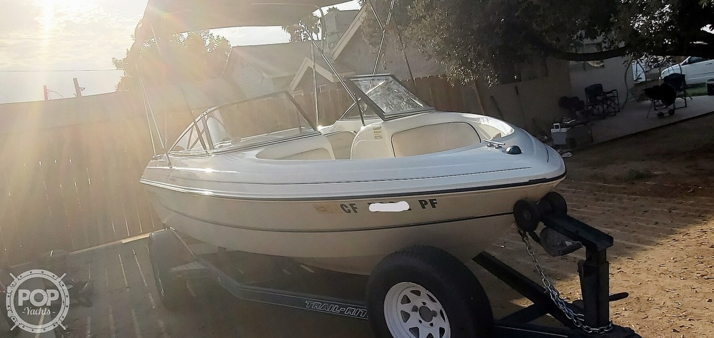 1998 Monterey boat for sale, model of the boat is 180 M SERIES & Image # 17 of 18