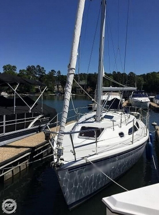 2005 Catalina Yachts boat for sale, model of the boat is 270SD & Image # 5 of 37