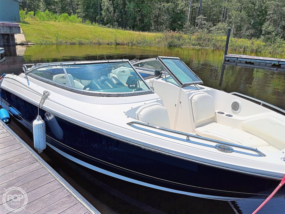 2008 Monterey boat for sale, model of the boat is 234 FS & Image # 5 of 40