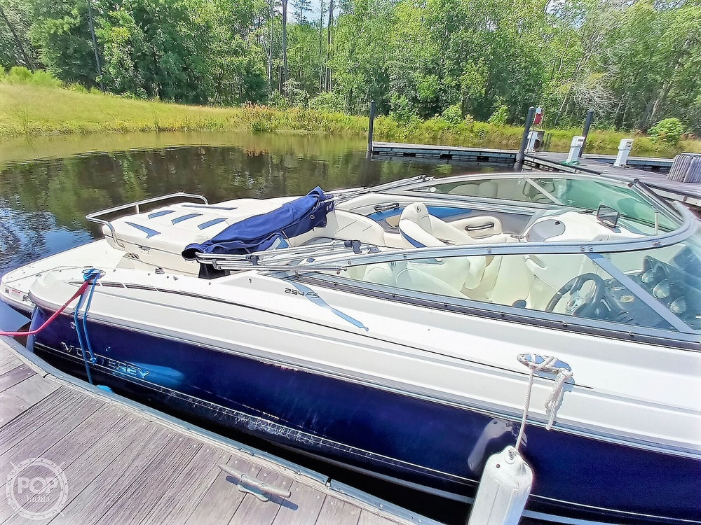2008 Monterey boat for sale, model of the boat is 234 FS & Image # 6 of 40