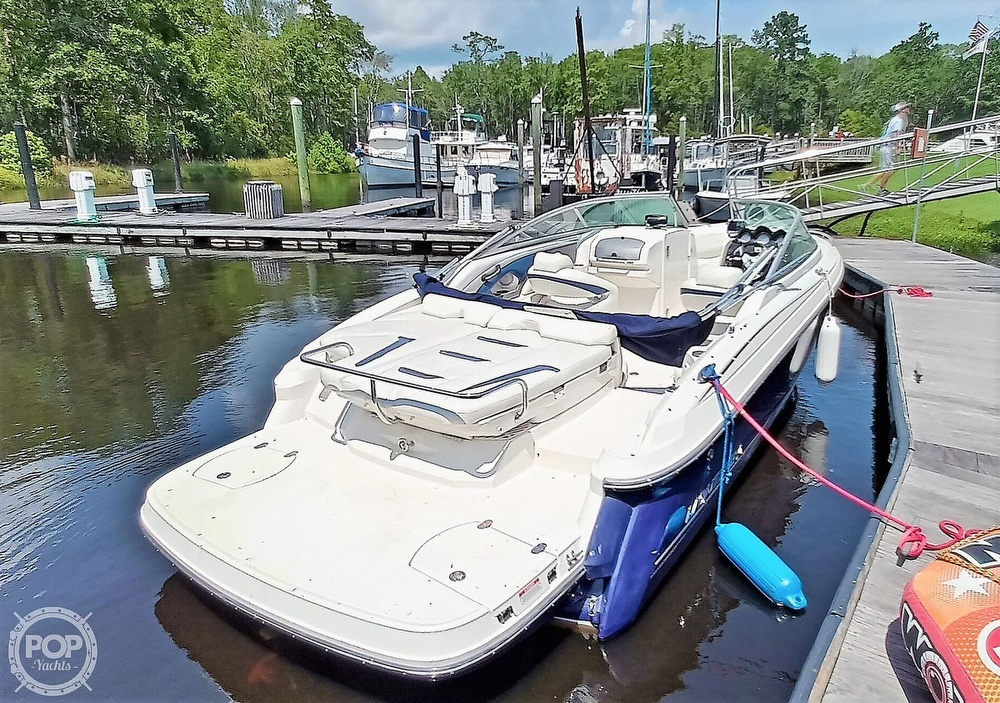 2008 Monterey boat for sale, model of the boat is 234 FS & Image # 8 of 40