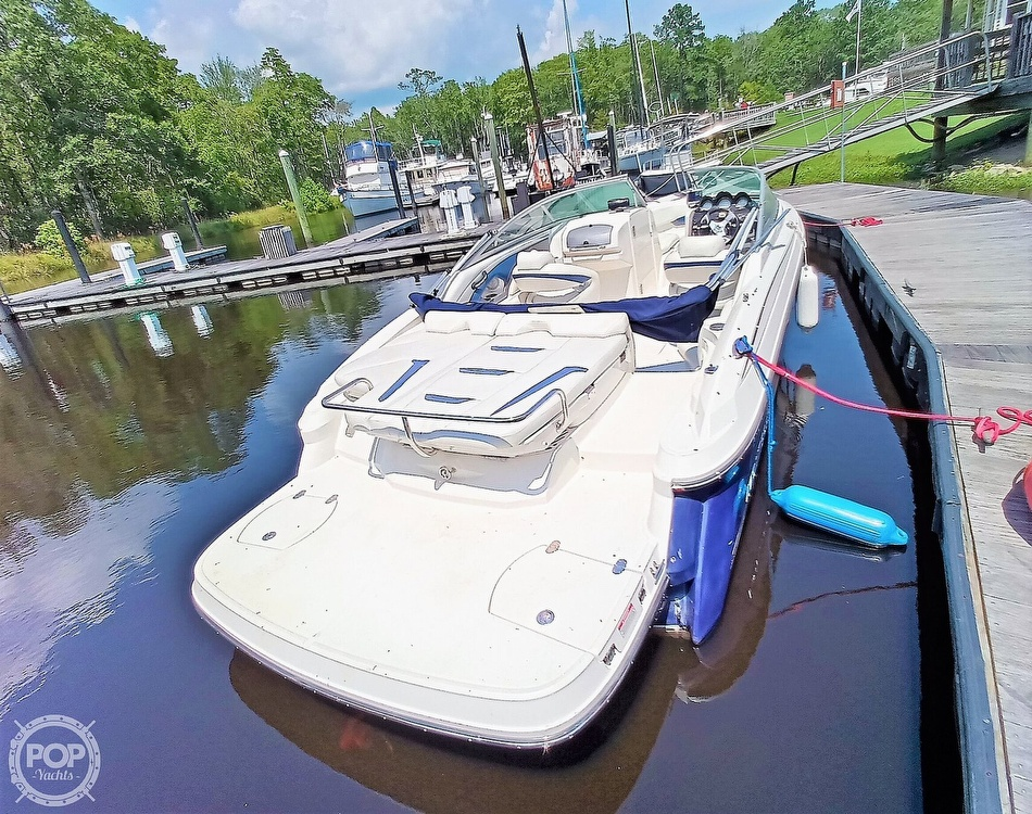 2008 Monterey boat for sale, model of the boat is 234 FS & Image # 9 of 40