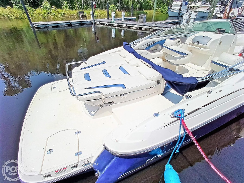 2008 Monterey boat for sale, model of the boat is 234 FS & Image # 10 of 40