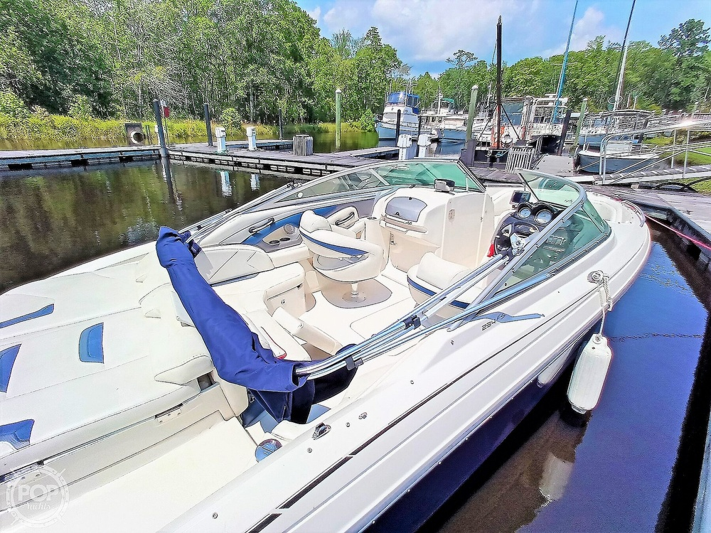 2008 Monterey boat for sale, model of the boat is 234 FS & Image # 11 of 40