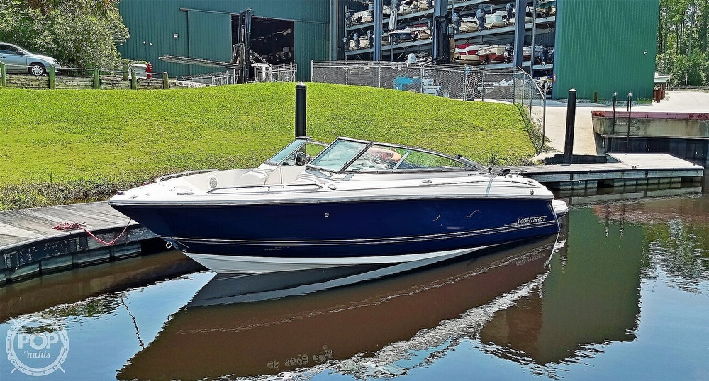 2008 Monterey boat for sale, model of the boat is 234 FS & Image # 3 of 40