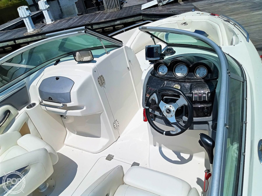 2008 Monterey boat for sale, model of the boat is 234 FS & Image # 14 of 40