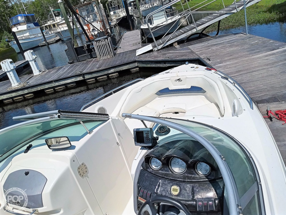 2008 Monterey boat for sale, model of the boat is 234 FS & Image # 15 of 40