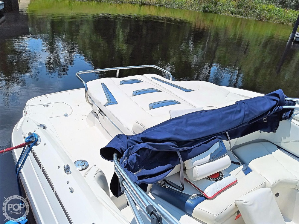 2008 Monterey boat for sale, model of the boat is 234 FS & Image # 18 of 40