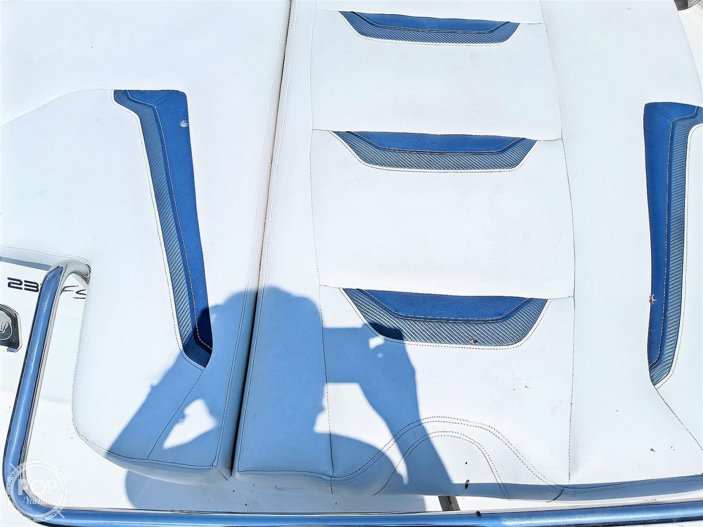 2008 Monterey boat for sale, model of the boat is 234 FS & Image # 21 of 40