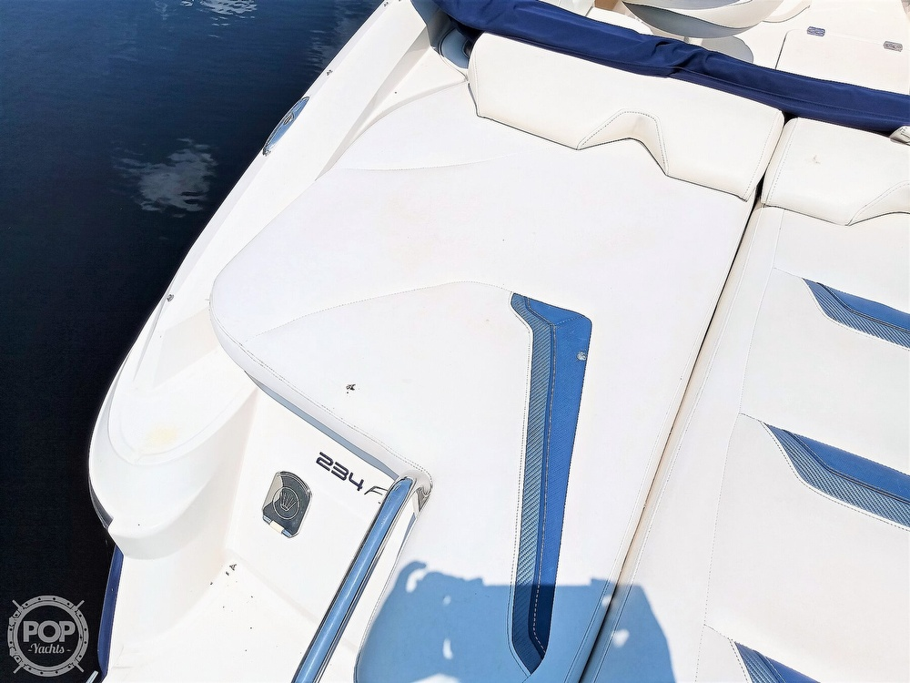 2008 Monterey boat for sale, model of the boat is 234 FS & Image # 22 of 40