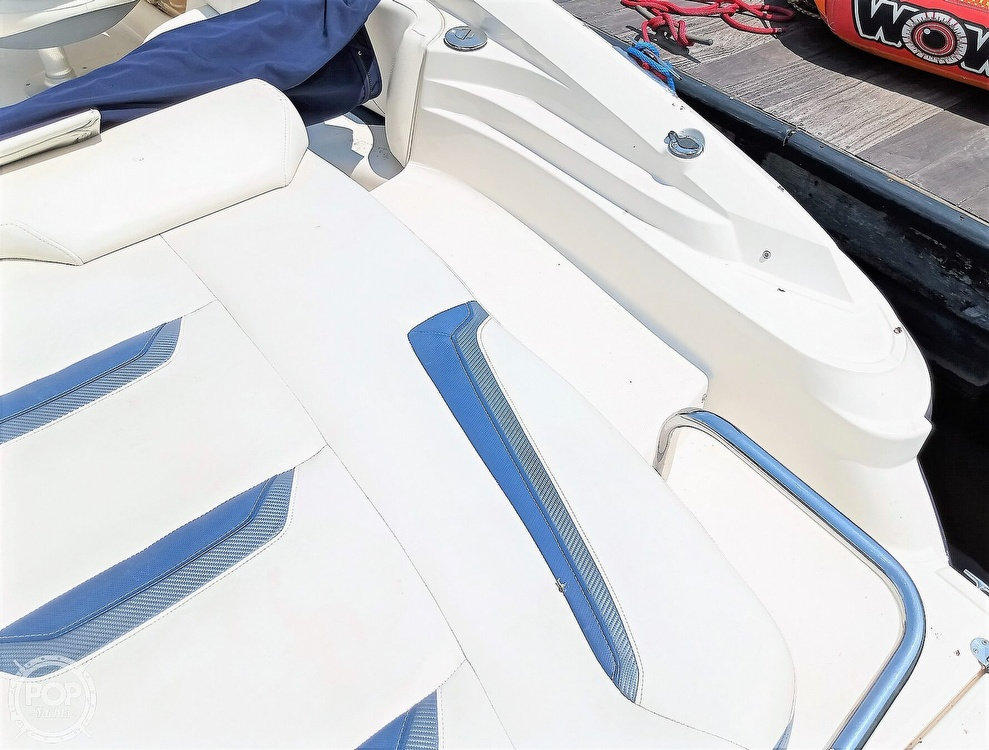 2008 Monterey boat for sale, model of the boat is 234 FS & Image # 23 of 40