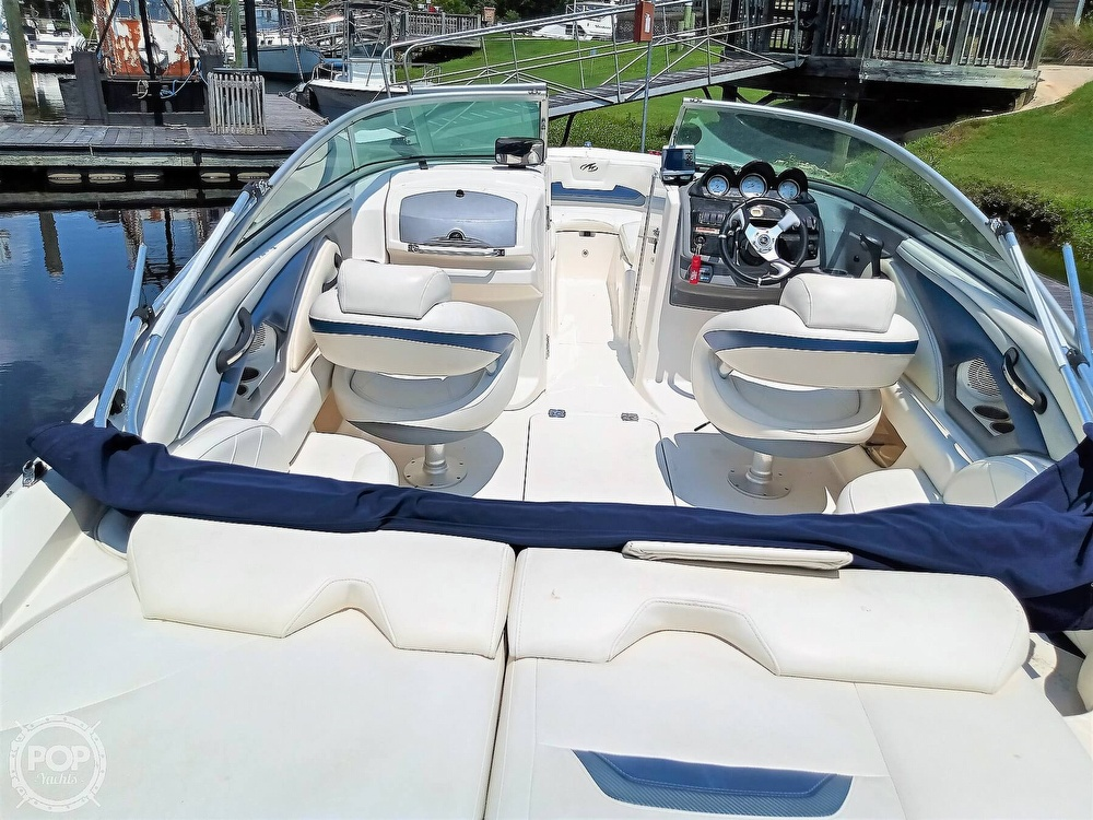 2008 Monterey boat for sale, model of the boat is 234 FS & Image # 24 of 40