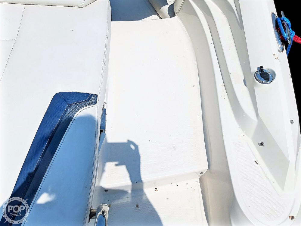 2008 Monterey boat for sale, model of the boat is 234 FS & Image # 25 of 40