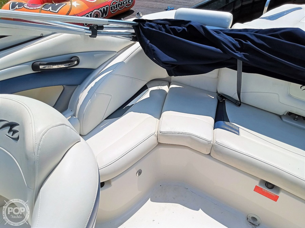 2008 Monterey boat for sale, model of the boat is 234 FS & Image # 26 of 40