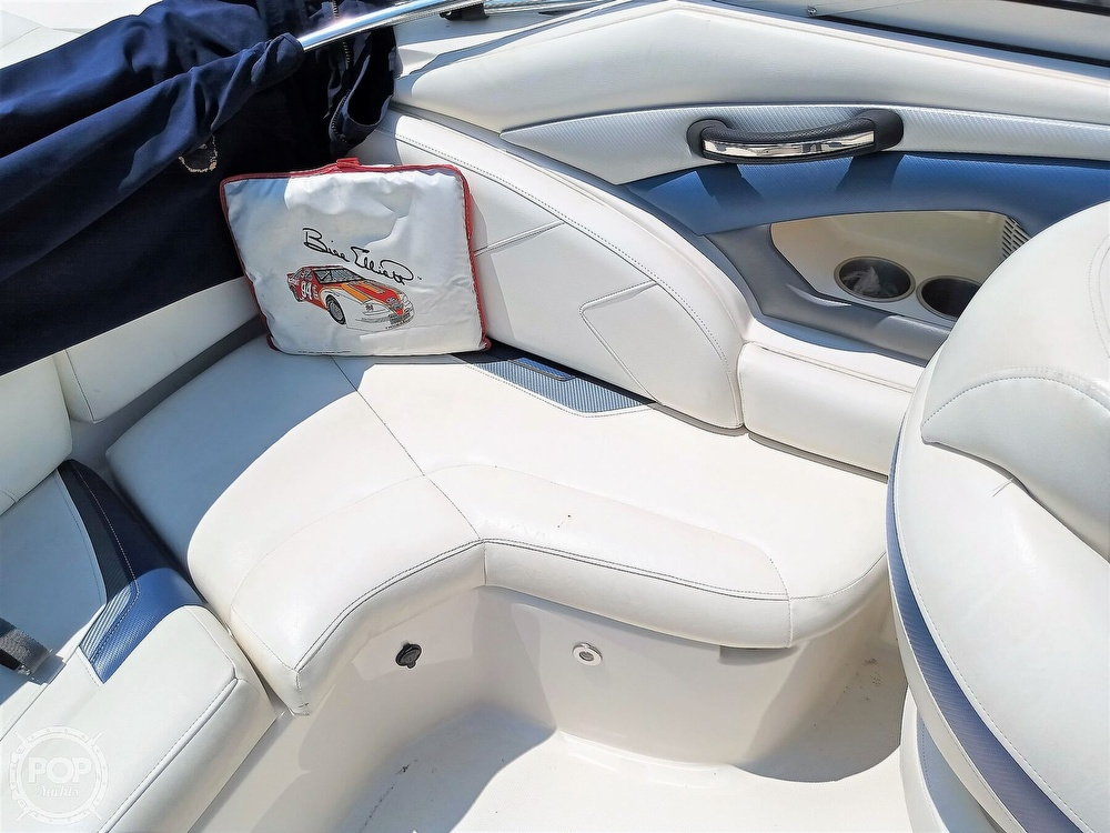 2008 Monterey boat for sale, model of the boat is 234 FS & Image # 28 of 40