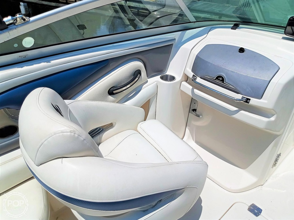2008 Monterey boat for sale, model of the boat is 234 FS & Image # 37 of 40