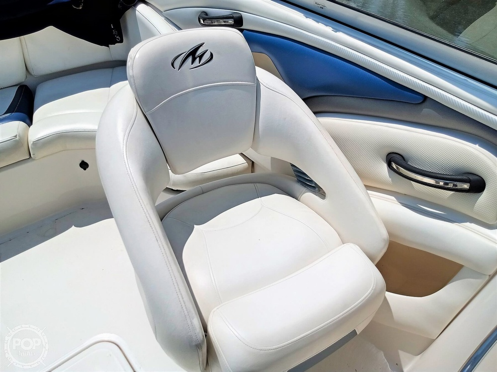 2008 Monterey boat for sale, model of the boat is 234 FS & Image # 38 of 40