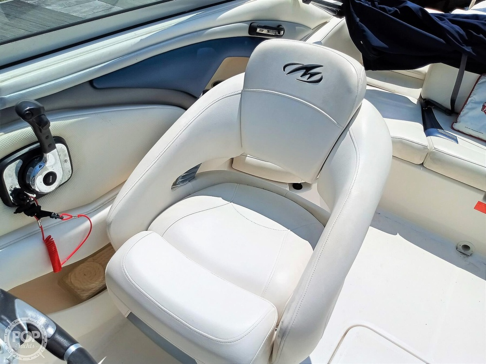 2008 Monterey boat for sale, model of the boat is 234 FS & Image # 39 of 40