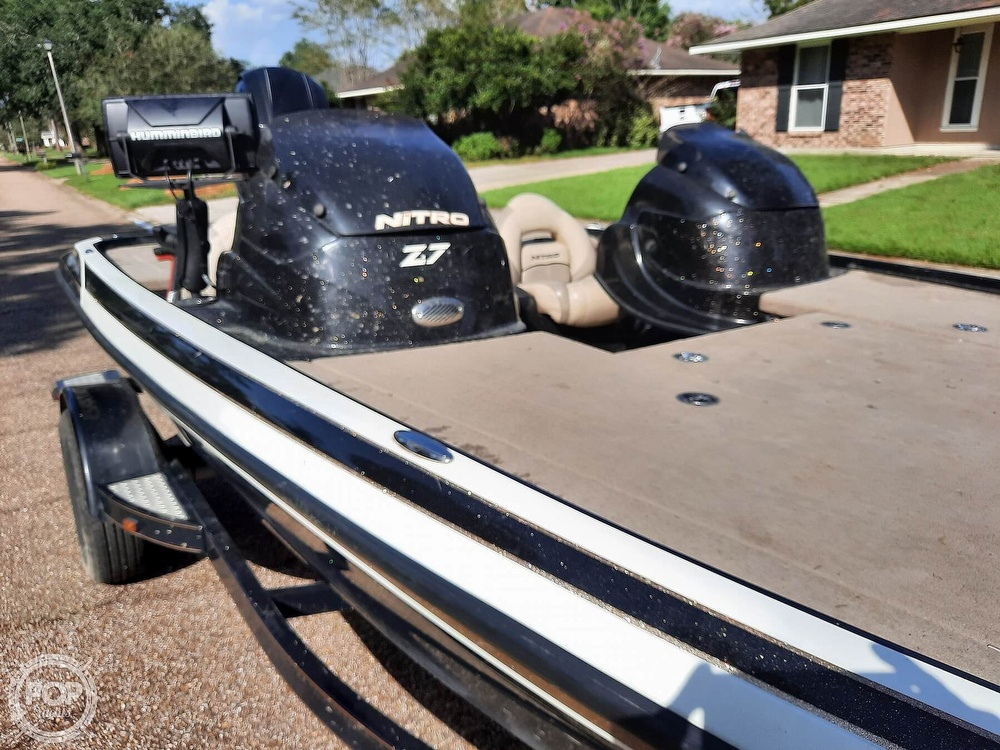 2014 Nitro boat for sale, model of the boat is Z7 & Image # 10 of 40