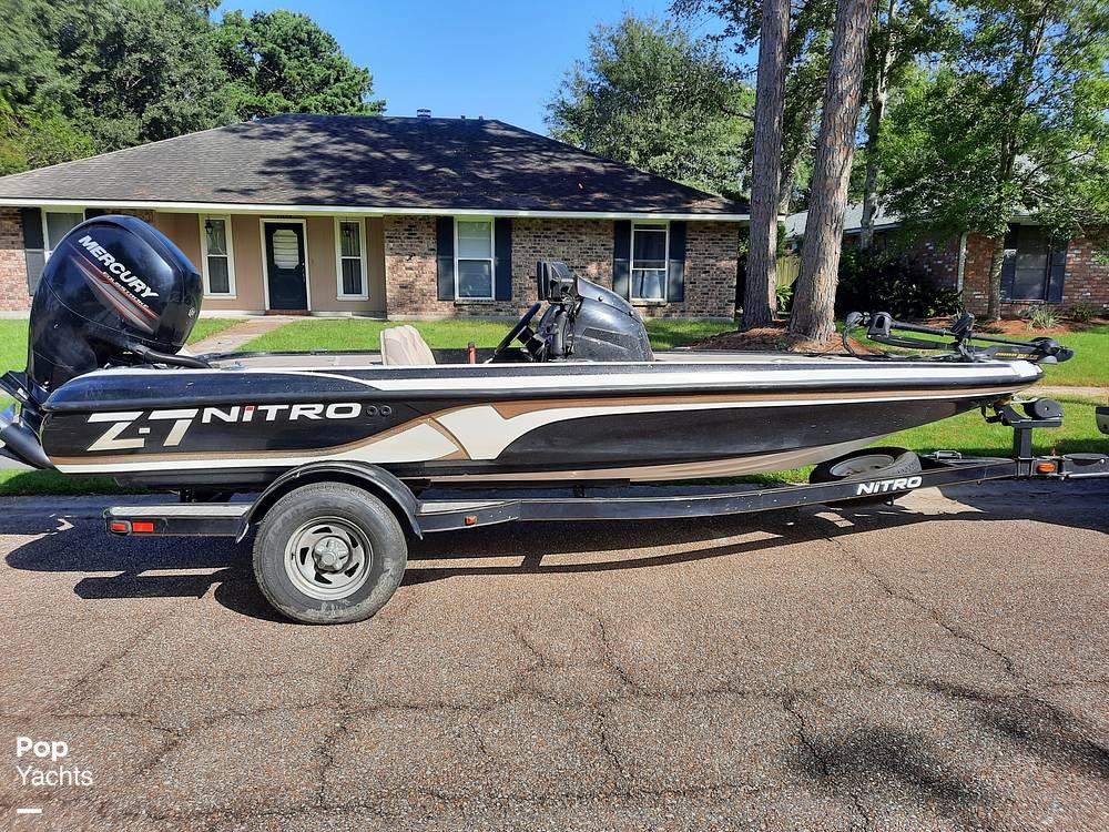 2014 Nitro boat for sale, model of the boat is Z7 & Image # 2 of 40