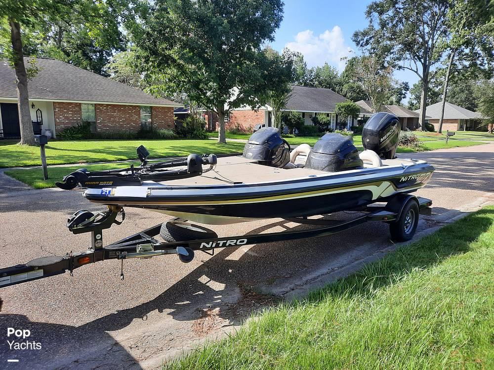 2014 Nitro boat for sale, model of the boat is Z7 & Image # 4 of 40
