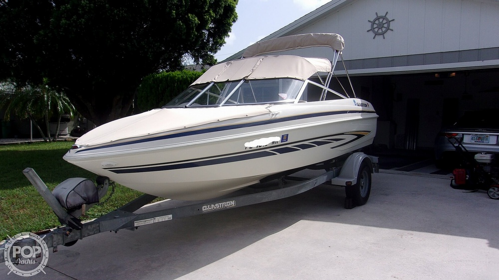 2007 Glastron boat for sale, model of the boat is MX 170 & Image # 4 of 40