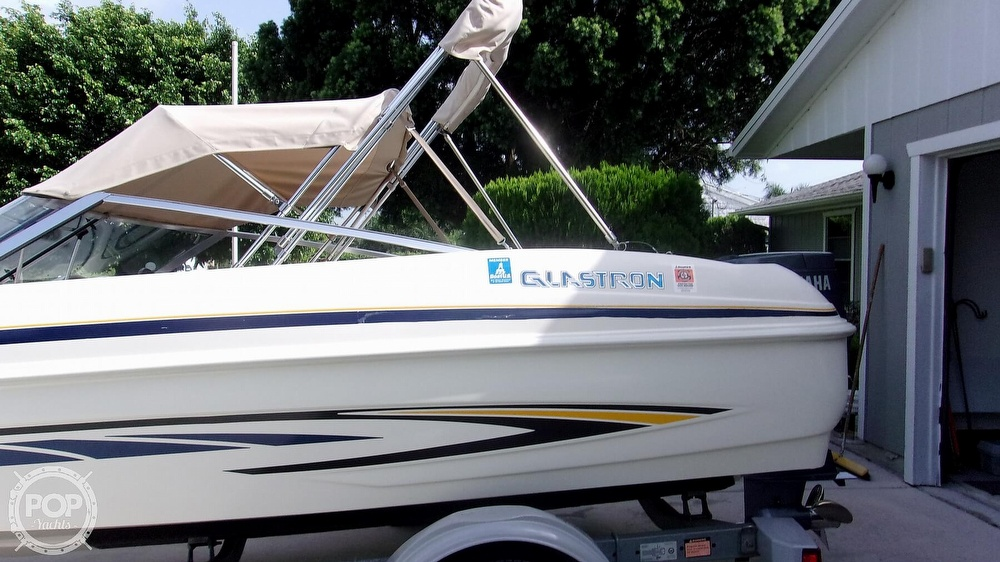 2007 Glastron boat for sale, model of the boat is MX 170 & Image # 10 of 40