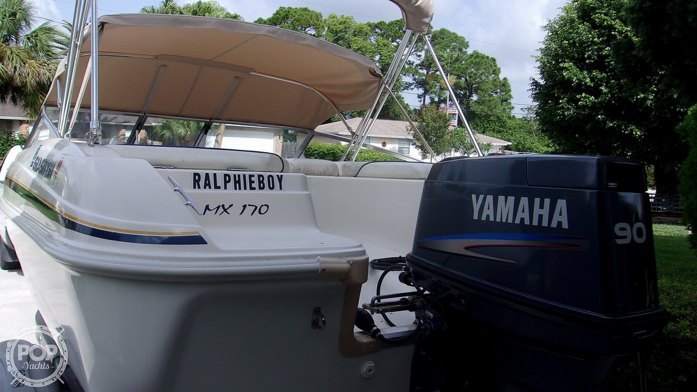 2007 Glastron boat for sale, model of the boat is MX 170 & Image # 11 of 40