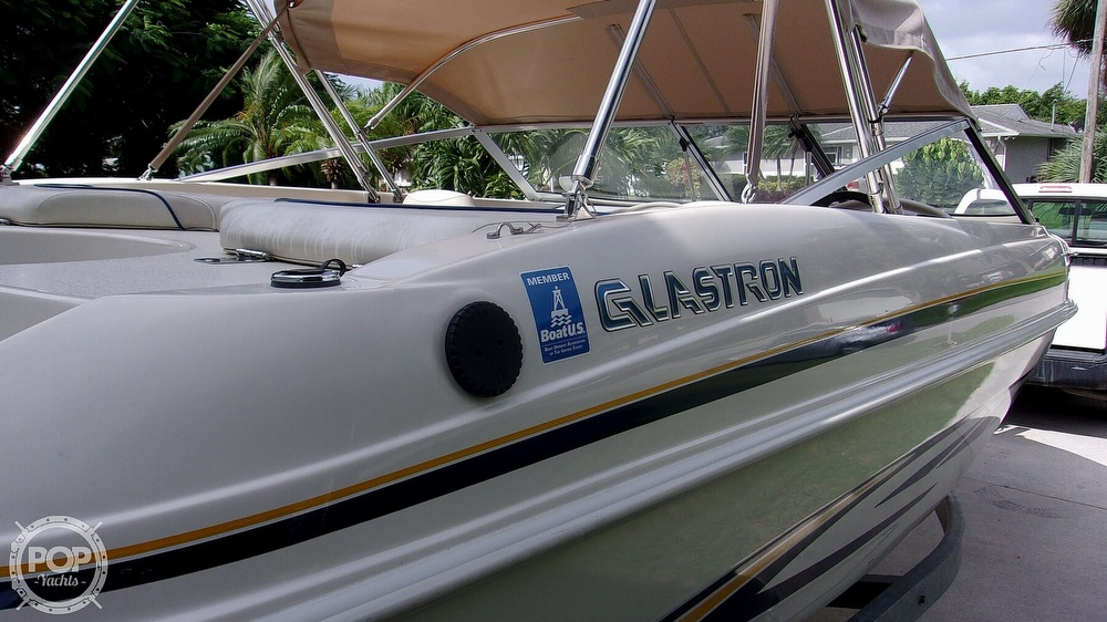 2007 Glastron boat for sale, model of the boat is MX 170 & Image # 20 of 40