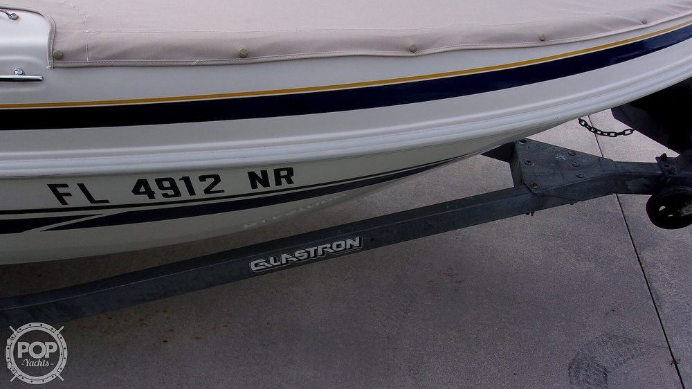 2007 Glastron boat for sale, model of the boat is MX 170 & Image # 25 of 40