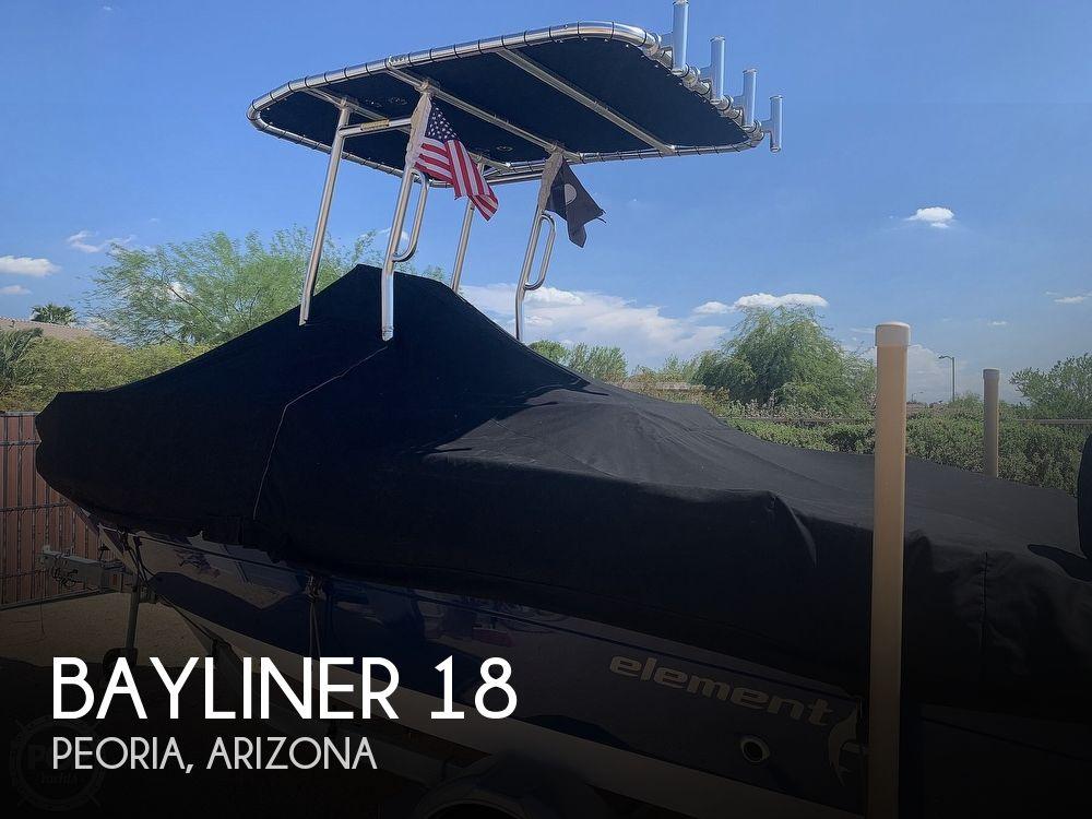 2019 BAYLINER ELEMENT F18 for sale
