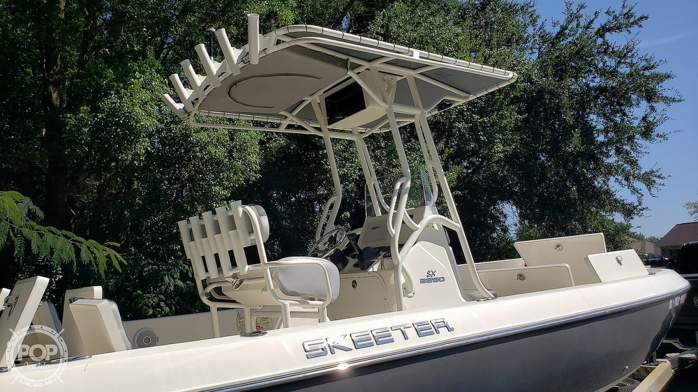 2016 Skeeter boat for sale, model of the boat is SX 2250 & Image # 9 of 40