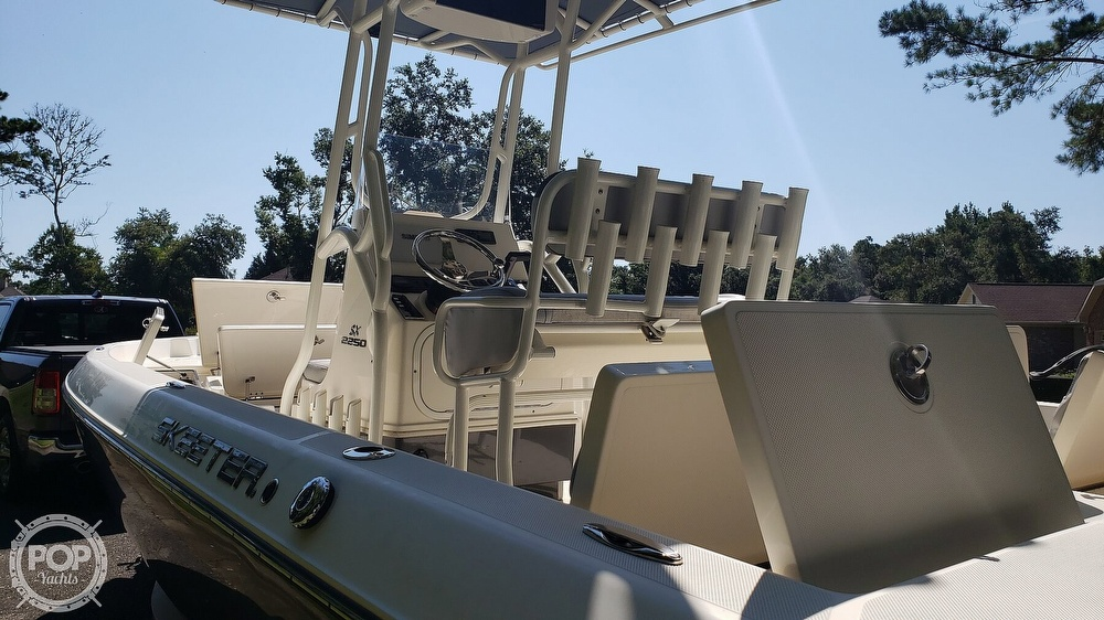 2016 Skeeter boat for sale, model of the boat is SX 2250 & Image # 15 of 40