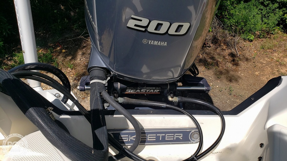 2016 Skeeter boat for sale, model of the boat is SX 2250 & Image # 35 of 40
