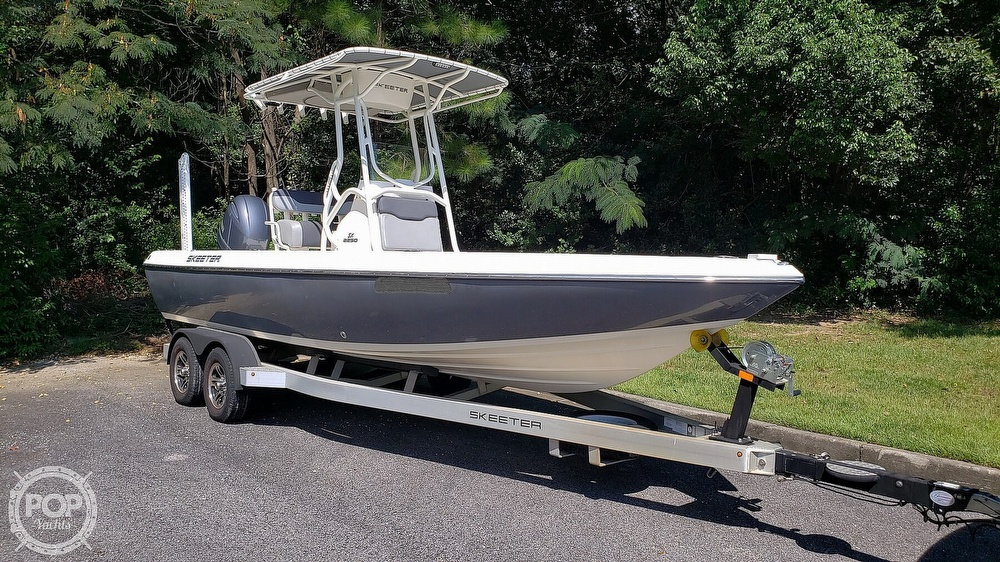 2016 Skeeter boat for sale, model of the boat is SX 2250 & Image # 2 of 40