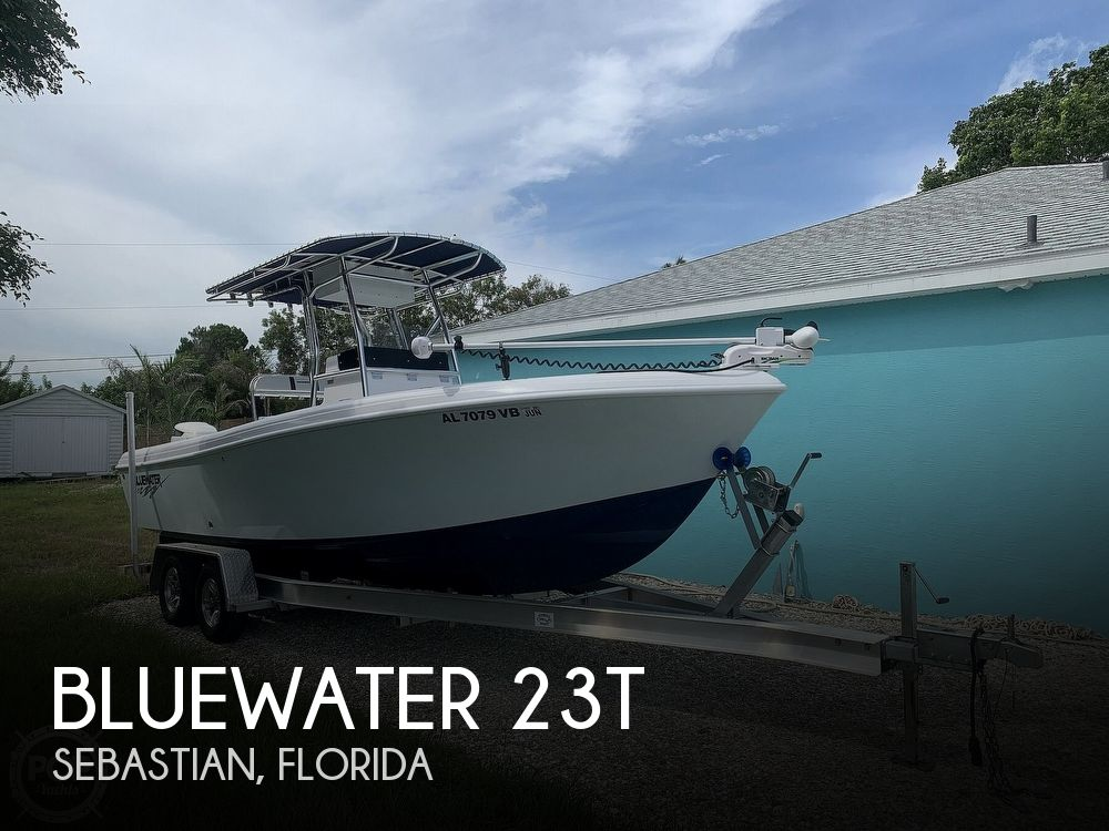 Used Power boats For Sale in Palm Bay, Florida by owner | 2019 Bluewater 23T