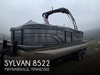 Used Sylvan Boats For Sale by owner   2019 Sylvan Mirage 8522 LZ