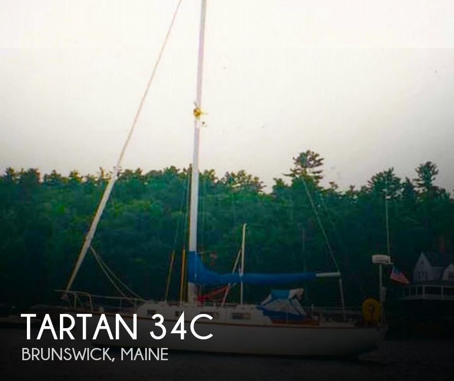 1970 Tartan boat for sale, model of the boat is 34C & Image # 1 of 26
