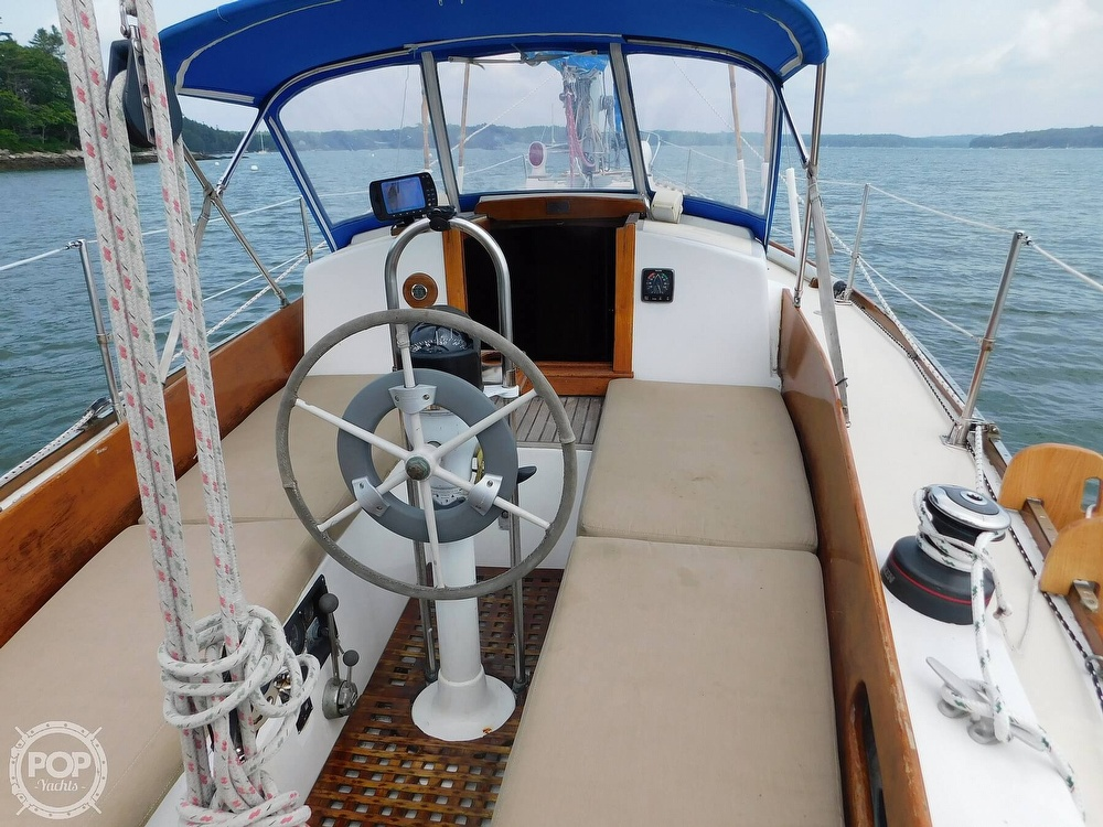 1970 Tartan boat for sale, model of the boat is 34C & Image # 3 of 26