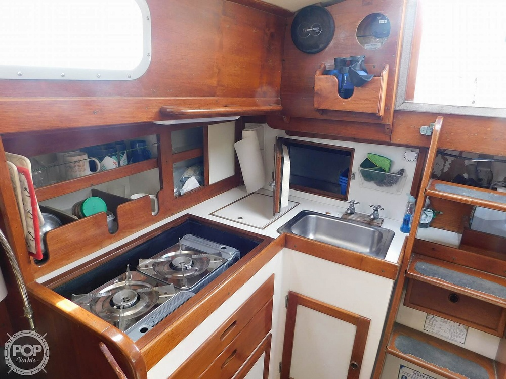 1970 Tartan boat for sale, model of the boat is 34C & Image # 18 of 26