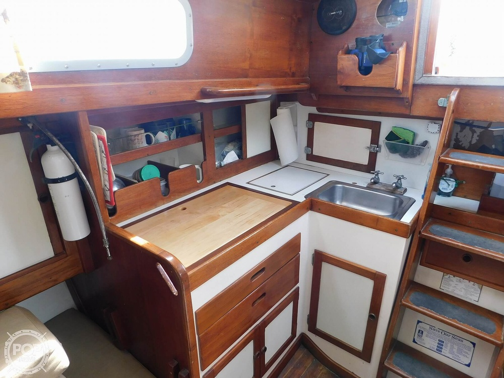 1970 Tartan boat for sale, model of the boat is 34C & Image # 19 of 26