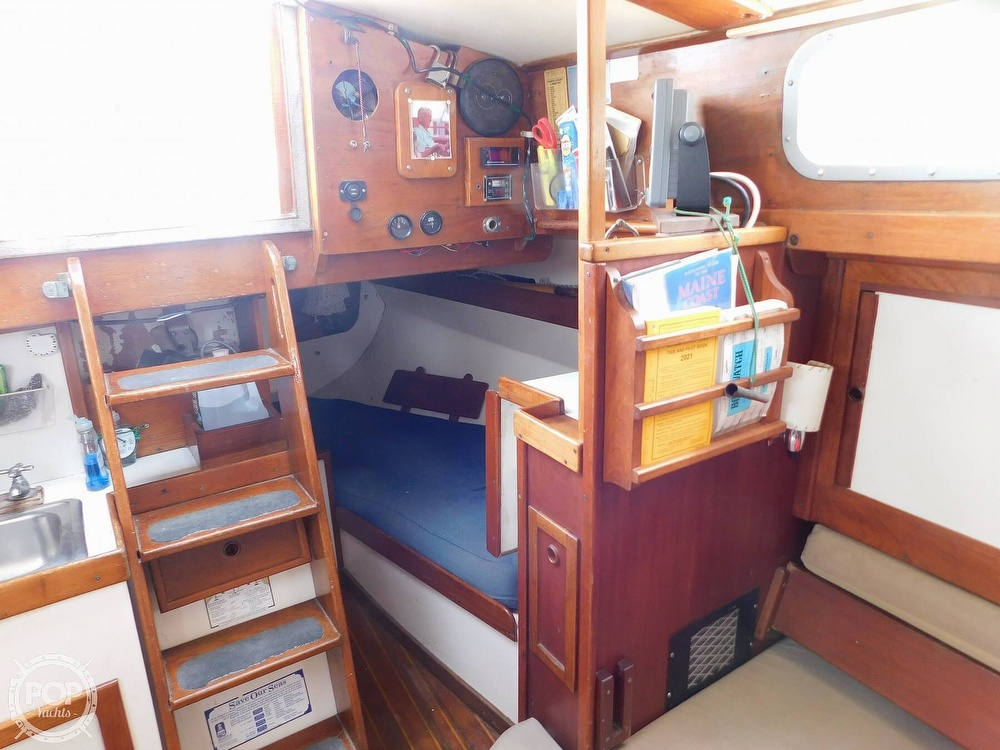 1970 Tartan boat for sale, model of the boat is 34C & Image # 22 of 26