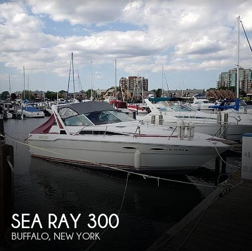 Used Sea Ray Power boats For Sale in Buffalo, New York by owner   1989 Sea Ray Sundancer 300