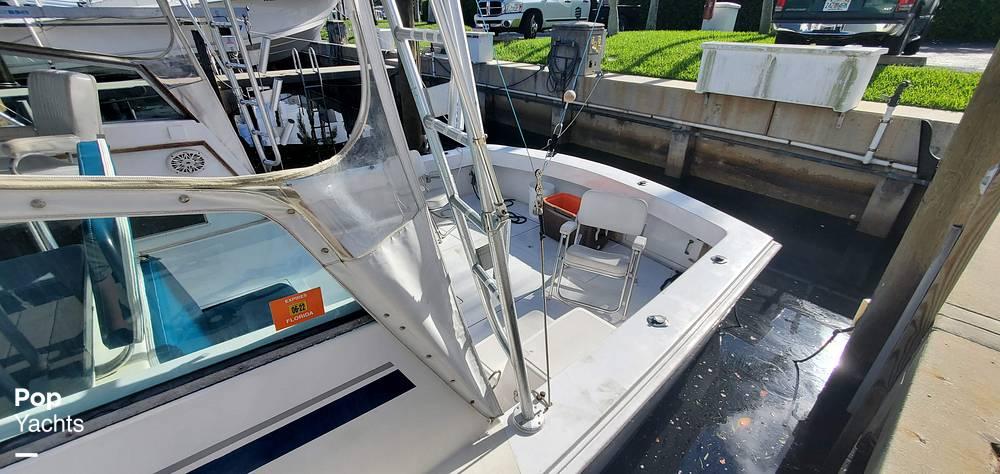 1987 Topaz boat for sale, model of the boat is 37 Sportfisherman & Image # 18 of 40