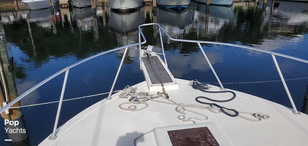 1987 Topaz boat for sale, model of the boat is 37 Sportfisherman & Image # 20 of 40