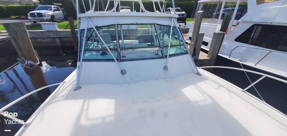 1987 Topaz boat for sale, model of the boat is 37 Sportfisherman & Image # 30 of 40