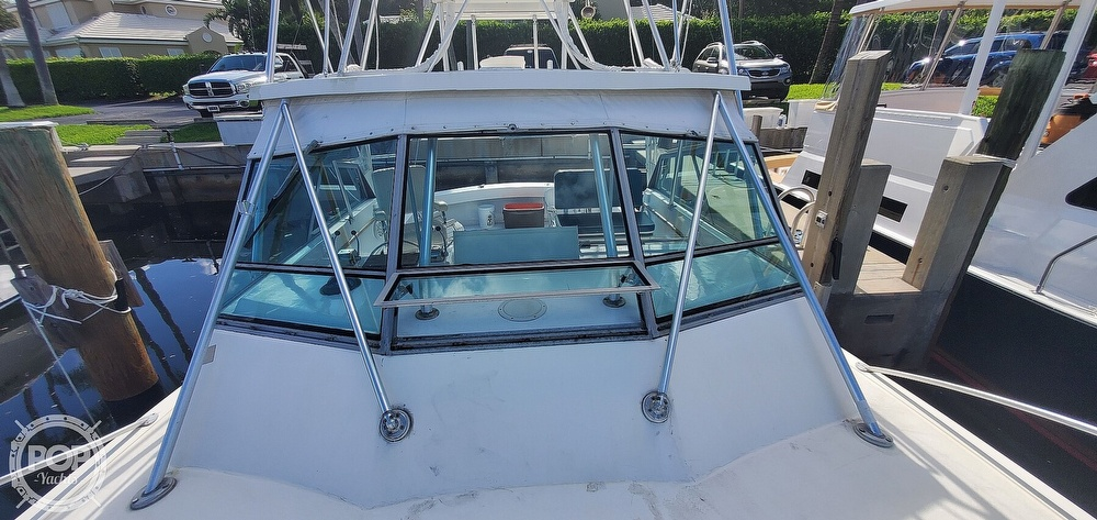 1987 Topaz boat for sale, model of the boat is 37 Sportfisherman & Image # 31 of 40