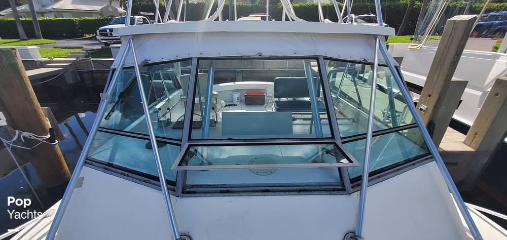 1987 Topaz boat for sale, model of the boat is 37 Sportfisherman & Image # 33 of 40