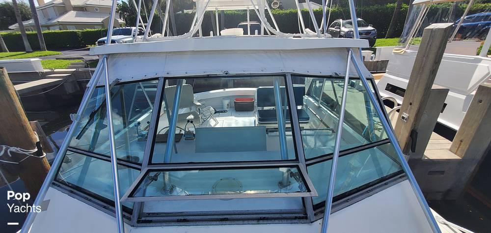 1987 Topaz boat for sale, model of the boat is 37 Sportfisherman & Image # 35 of 40